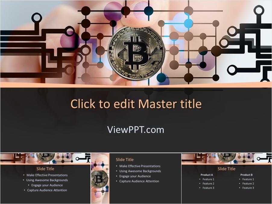 Bitcoin PowerPoint Template